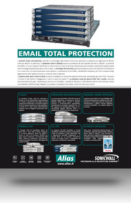 Alias campagna SonicWALL mail