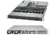 UltraServer 1028U-TR4+ - 1U Dual Socket support:Intel� Xeon� processor E5-2600 v3 family; 10x 2.5
