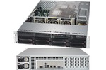 SuperServer SYS-6029P-TR  2U - 8bay SATA - 2 CPU SKL-SP 4108 8C/16T 1.8G - 64GB RAM - 4x 1TB HDD SATA - PSU redundant - 3Y ADV. REPL.