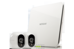 ARLO Smart Home Kit di videosorveglianza che include la Smart Home Base Station con 2 videocamere day/night senza fili