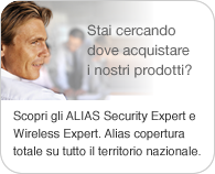 Scopri gli Alias Security Expert e Wireless Expert
